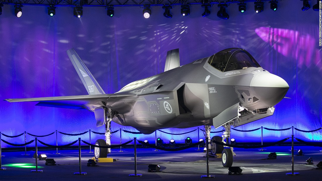 The F-35 fighter jet, created by the most expensive military aircraft program ever, is due to make an appearance at the 2016 airshow.