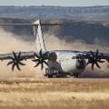 Airbus A400M-unpaved-runway-test-Sep13