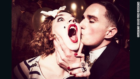 Rediscovering Paris' most scandalous salons with Ellen von Unwerth