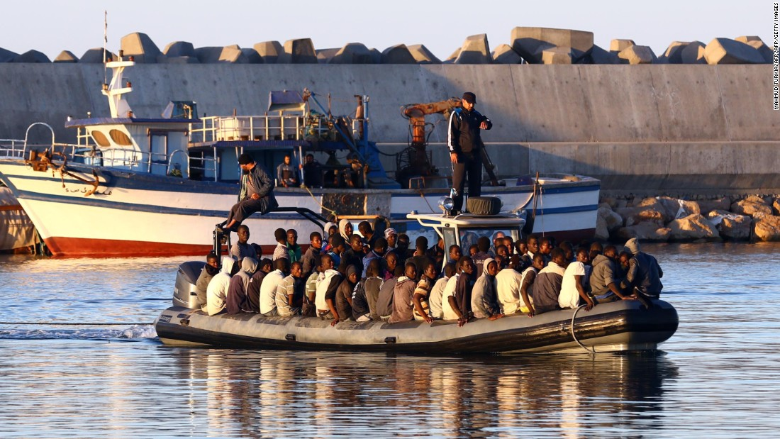 The African Union believes easing access restrictions for travel within the continent will reduce then number of people embarking on dangerous migration routes.