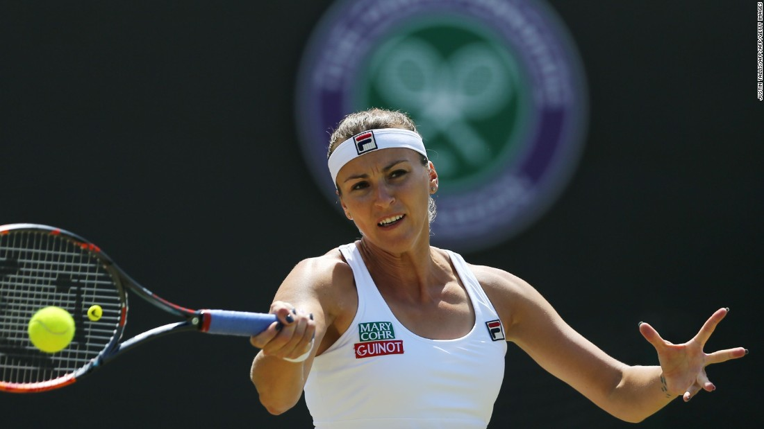 Kazakhstan's world No. 96 Shvedova has now lost all three of her grand slam singles quarterfinals, though she has reached five women's doubles finals.