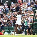 venus williams wimbledon day 8