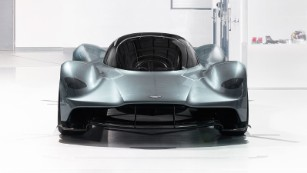 Has Aston Martin just unveiled the fastest car of all time?