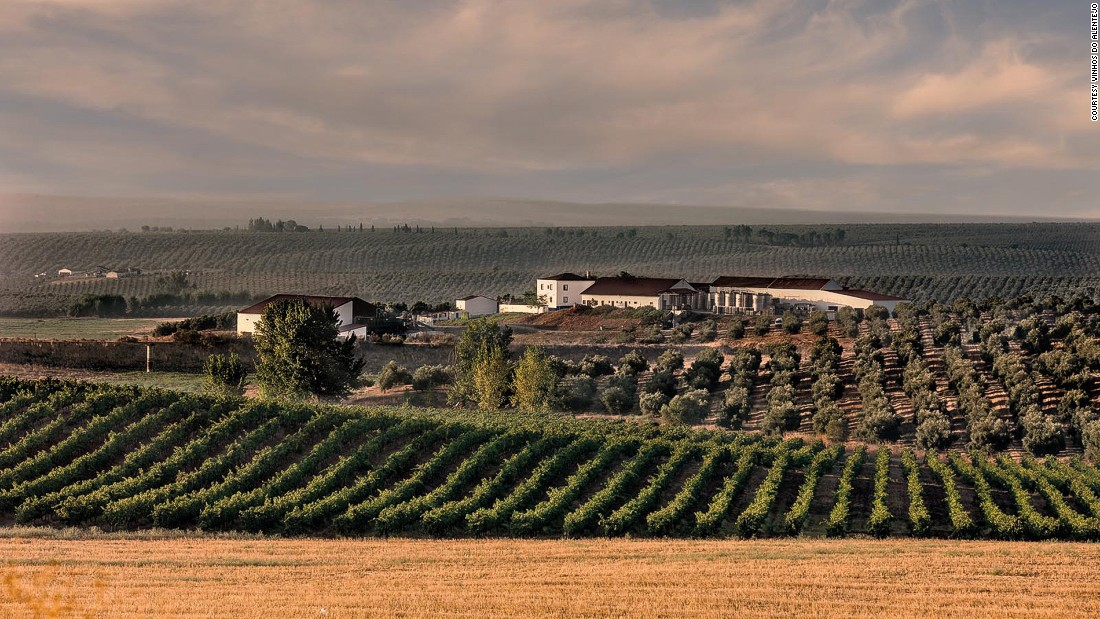 Different regional soil types explain the surprising ranges of wines available in Alentejo.