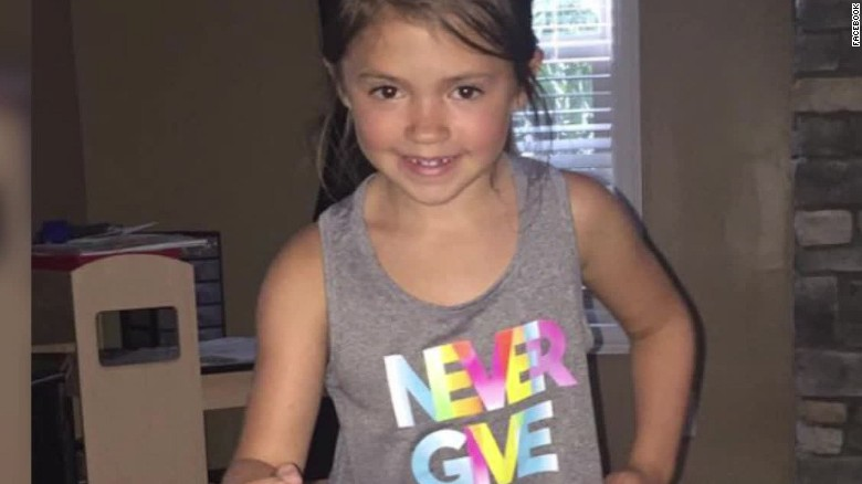 7-year-old amputee trains for a 5K