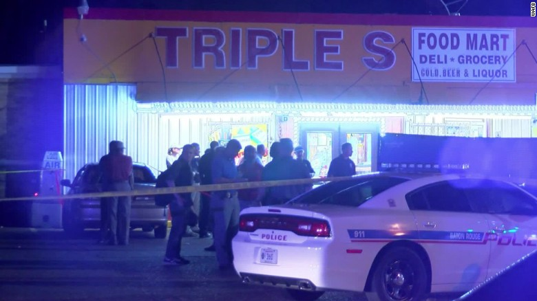 Two police officers on leave after fatal shooting