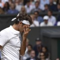 Federer woe