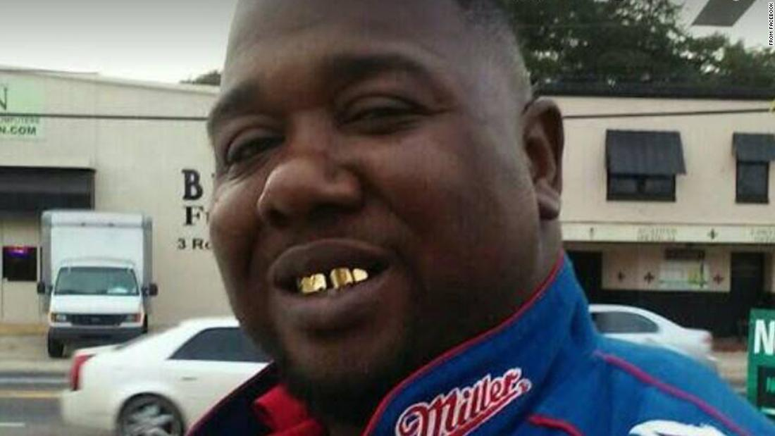 Alton Sterling from Facebook.
