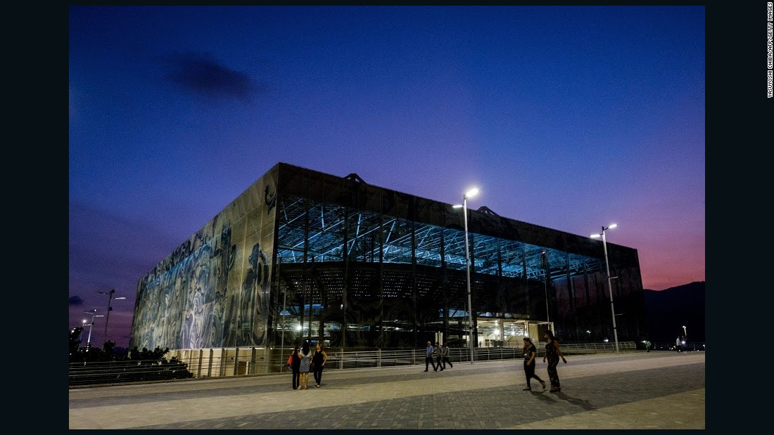 """Experts suggest Rio's Olympic Park venues will be functional, if not spectacular. The Aquatics Stadium is described by its own architects as """"basically a glass box."""""""
