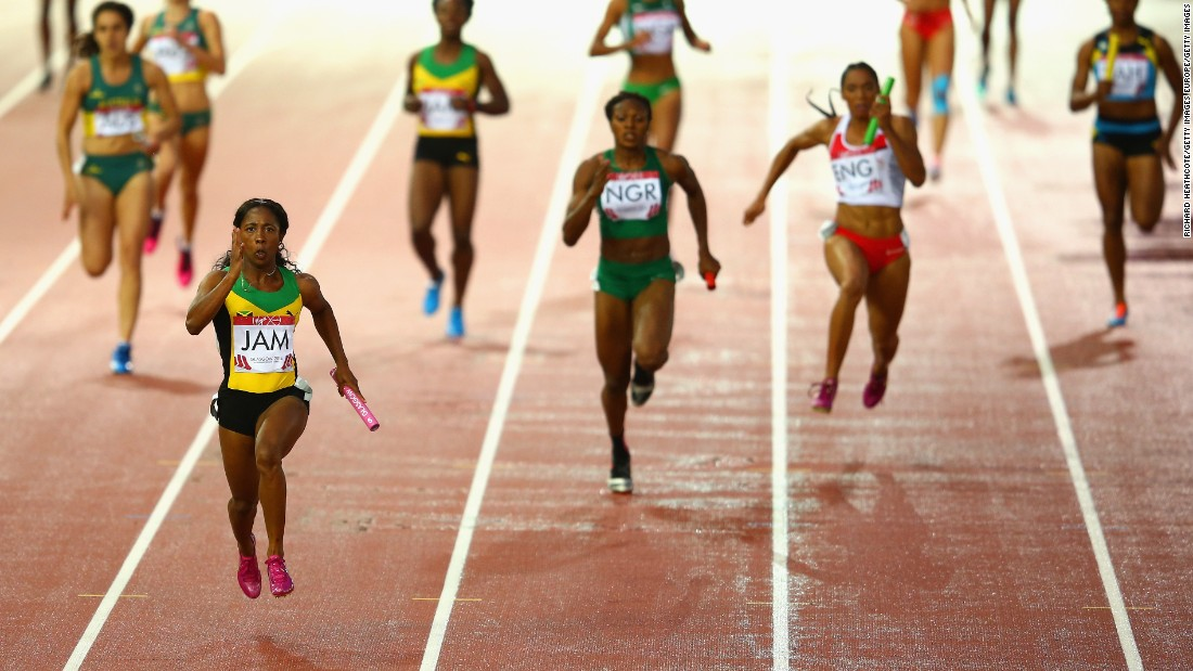 """Fraser-Pryce owns Olympic silver medals over 200m and in the 4x100m relay, but she will focus on the individual 100m in Rio to minimize the risk of aggravating a toe injury. """"It started in 2015 and I've had it for a year, but it has suddenly got worse.""""<br />"""