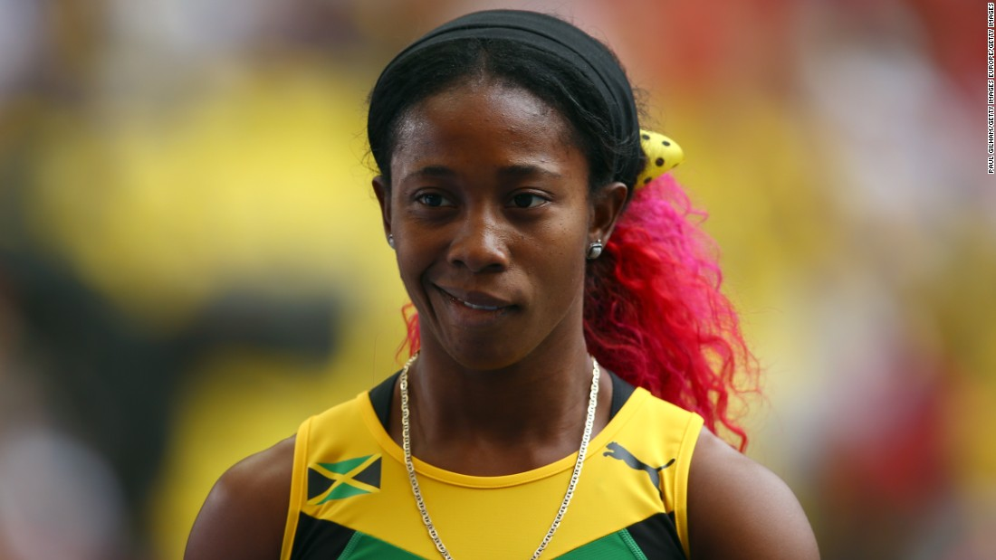 """Away from the track, Fraser-Pryce owns a cafe and a hair salon, has a foundation set up under her nickname of """"Pocket Rocket,"""" and will start studying for a master's degree after the Olympics.<br />"""