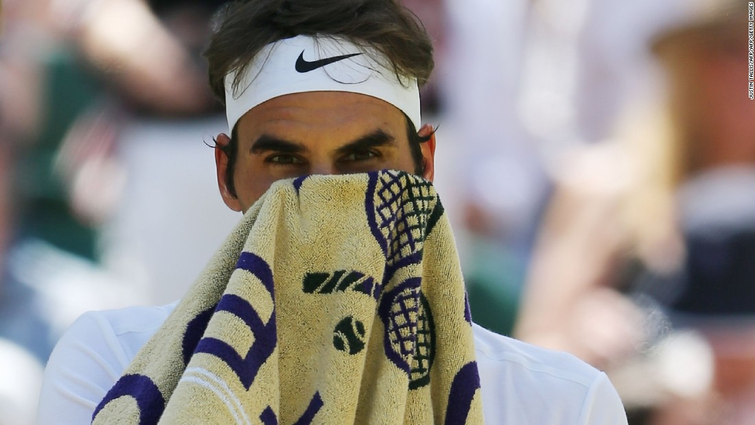 """Look out Andy Murray! Roger's coming. It's the Wimbledon final many fans are hoping for, but first up Federer will have to face sixth seed Milos Raonic -- a man his coach John McEnroe believes can <a href=""""http://edition.cnn.com/2016/06/29/tennis/john-mcenroe-coach-milos-raonic-wimbledon-boris-becker-pat-cash/"""">""""win Wimbledon."""" </a>"""