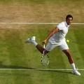 Jo-Wilfried Tsonga wimbledon quarterfinals