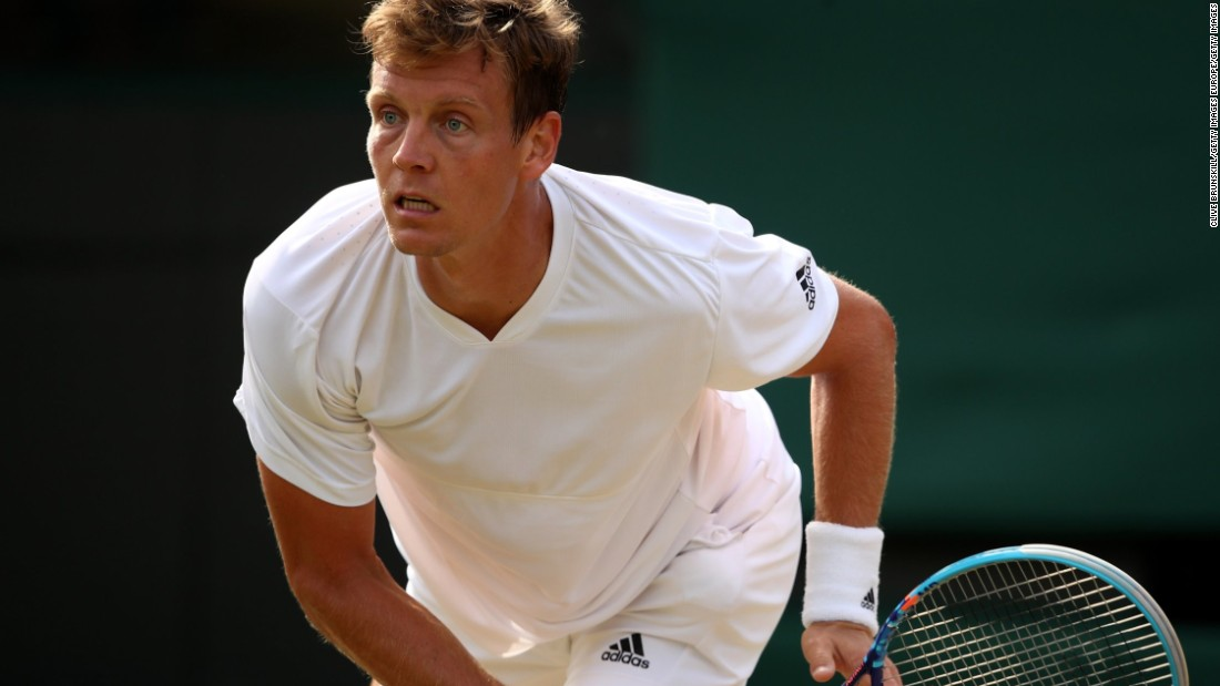 Murray will next play 2010 finalist Tomas Berdych, who reached the semis at SW19 for only the second time since his debut 12 years ago.