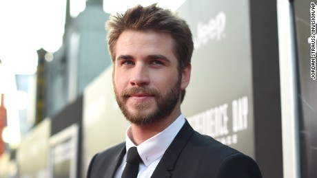 Liam Hemsworth says he feels better since becoming a vegan.