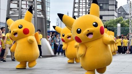 Aus. police warn Pokémon masters