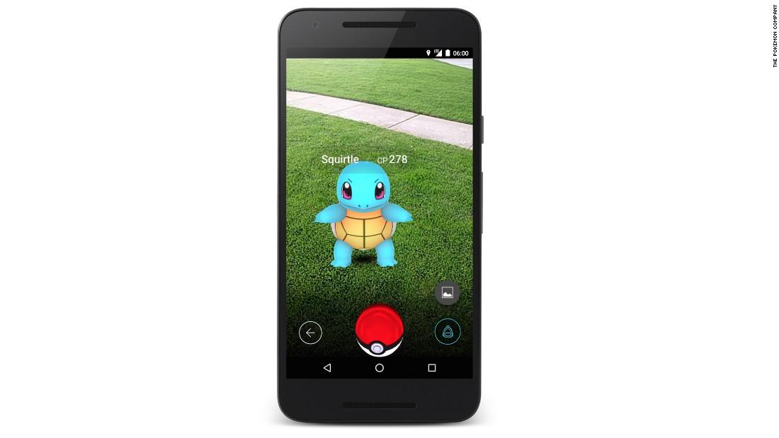 Pokémon GO: Police Caution App Hunters