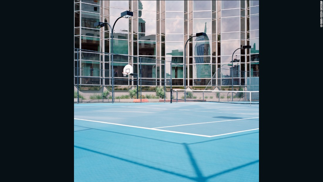 "Since 2007, photographer Ward Roberts has documented sport courts of all kinds. Coinciding with the release of his second book, ""Courts 02,"" he gives insight into the process of finding and photographing these unexpectedly beautiful locations."