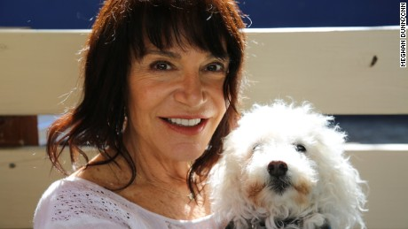 CNN Hero Sherri Franklin started Muttville to help senior dogs find adoptive and foster homes