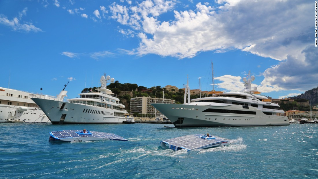 The Monaco Yacht Club (YCM) will host the second annual Monaco Solar Boat Challenge on July 14-16.