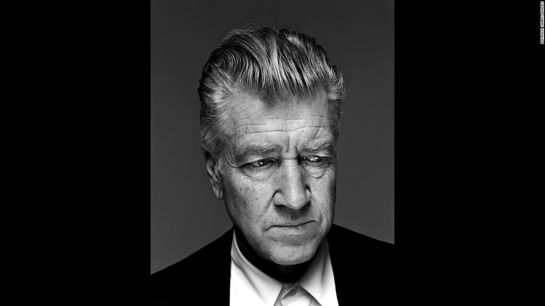 """Director David Lynch """"is always very elegant,"""" Swirc said. """"It's very hard to miss a picture of Lynch."""""""