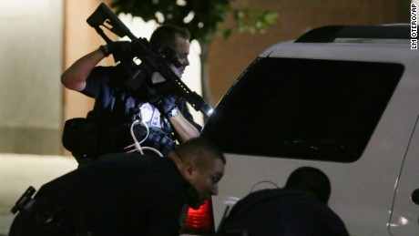 Dallas shooting is deadliest attack for police officers since 9/11