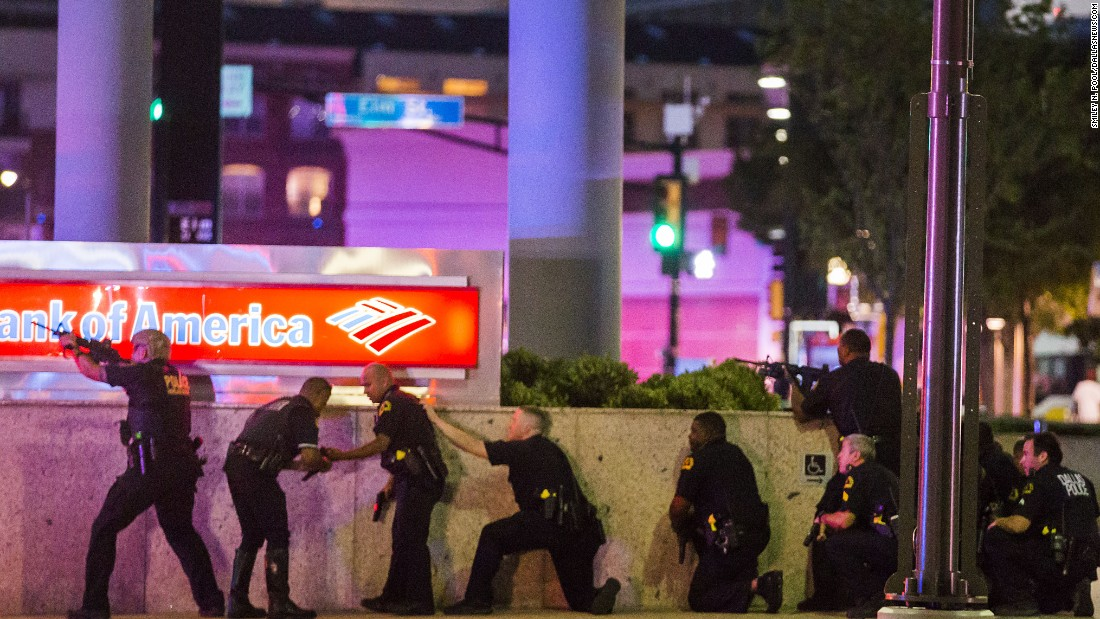 A Robot Killed The Dallas Shooter: Key Questions