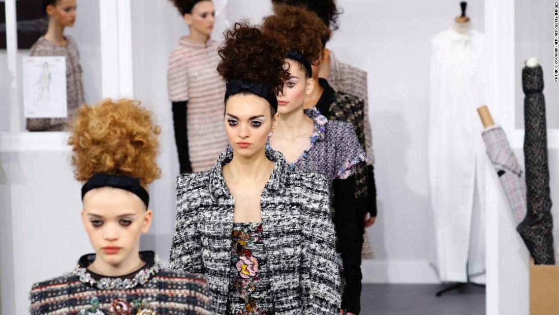 Chanel Haute Couture Autumn-Winter 2016
