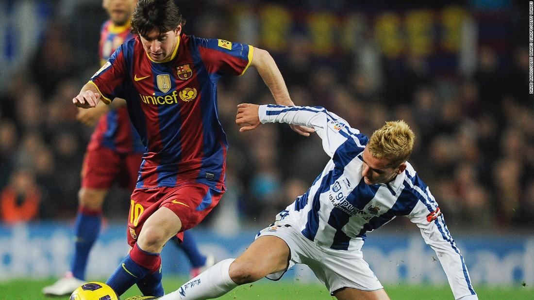 Griezmann started off at Spanish club Real Sociedad as a 14-year-old, having been rejected by a number of French teams because of his lack of height.