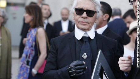 Inside Chanel's Paris atelier with Karl Lagerfeld