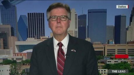 texas lieutenant governor dallas shootings police patrick lead intv_00000000.jpg