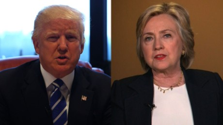 Dallas police violence Hillary Clinton Donald Trump zeleny_00000000
