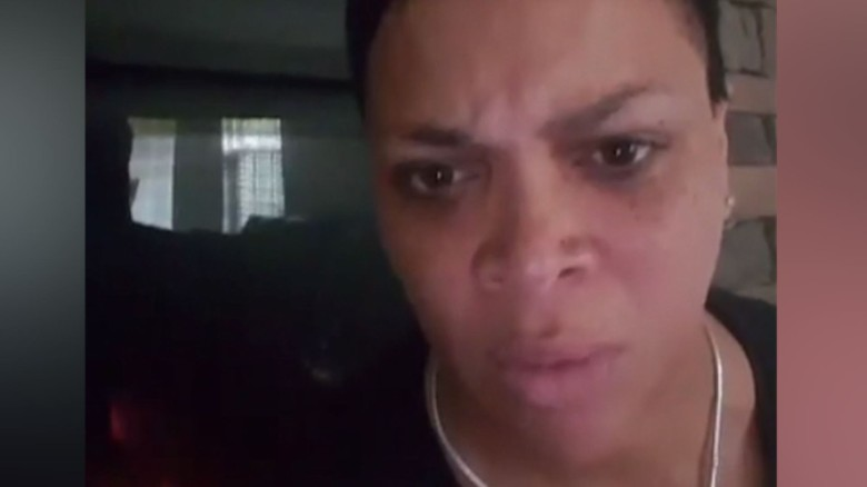 Officer lashes out 'racist' cops viral video newday_00000000