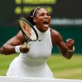 Serena scream !