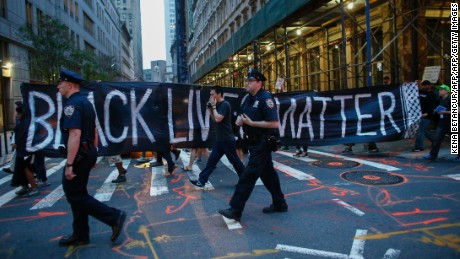 The problem with blaming Black Lives Matter
