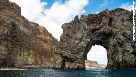 Archipielago de Revillagigedo: Cabo Pearce Socorro Island