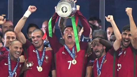 Portugal beat France despite loss of Ronaldo