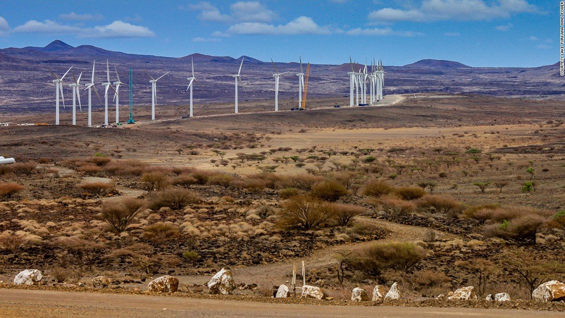 """The 310 MW <a href=""""http://ltwp.co.ke/overview-2/"""" target=""""_blank"""">Lake Turkana Wind Power Project,</a> which is being developed in the country's North-East, will cover 40,000 acres. The 70 billion Kenyan Shillings ($690 million) project is the largest private investment in Kenya's history, according to the developers."""