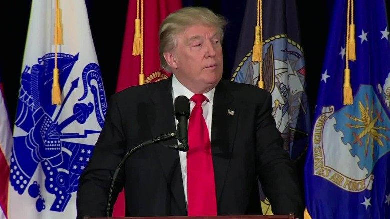 Donald Trump vows to 'pick up the phone' on VA reform