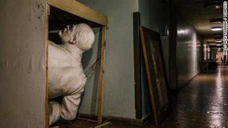 Finding Lenin: The ongoing hunt for Ukraine's missing Soviet statues