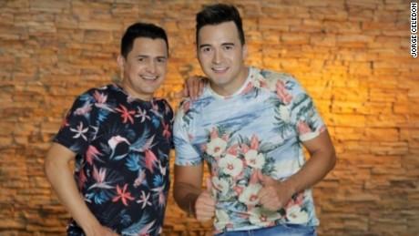 Jorge Celedon y Sergio 2    Jorge Celedon Y Sergio