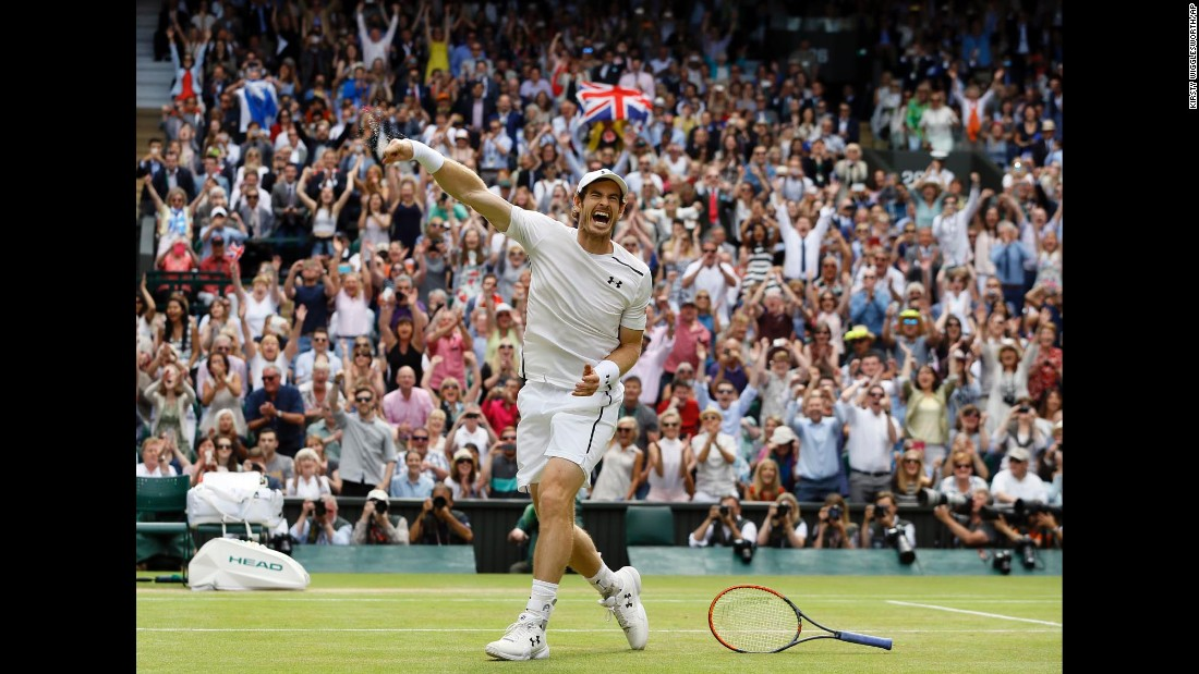Champion Andy Murray's straight forward Under Armour shorts and top have also been added to the Wimbledon Lawn Tennis Museum.