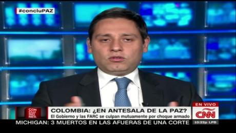 cnnee conclusiones intvw mauricio lizcano narcotrafico farc paz colombia_00031511