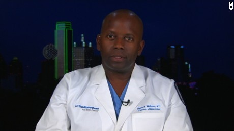 Dallas trauma surgeon Brian Williams talks to Don Lemon about the Dallas shootings