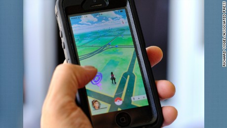 Businesses profiting from Pokemon Go