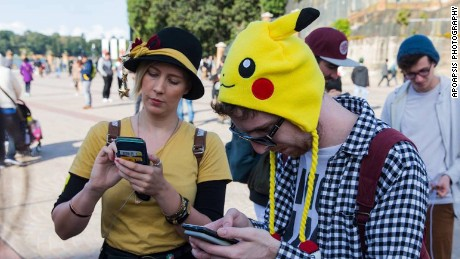 How Pokemon Go is changing the world