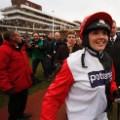 Victoria Pendleton smiles