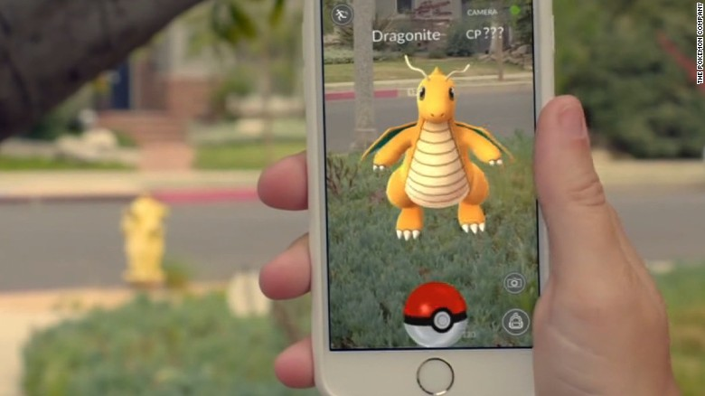 The funniest moments from the Pokémon Go hysteria