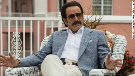 Hollywood's 'Infiltrator' shines light on failed drug war