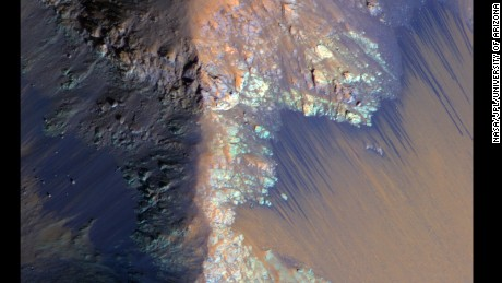 New evidence of where life might exist on Mars